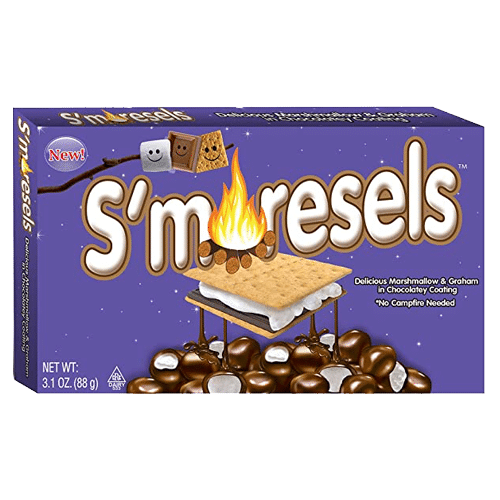 Cookie Dough Bites S'moresels