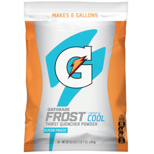 Gatorade Powder Glacier Freeze