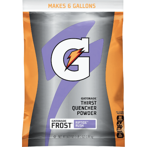 Gatorade Powder Riptide Rush