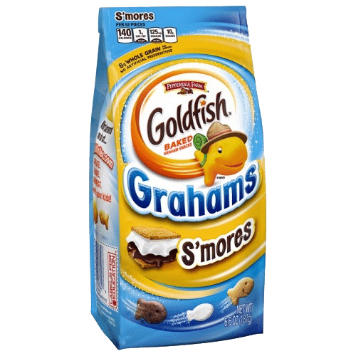 Goldfish Grahams S'mores
