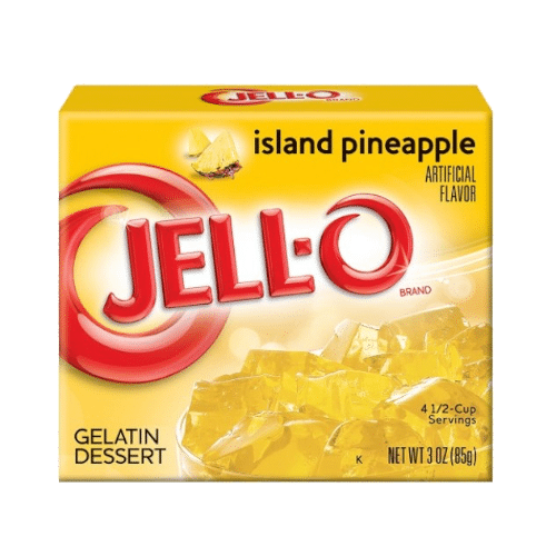 Jell-O Island Pineapple