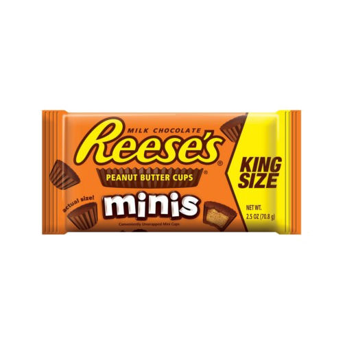 Reese's Peanut Butter Cup Mini's