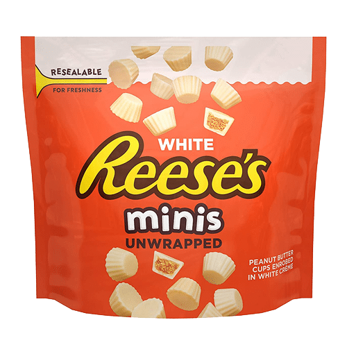 Reese's White Peanut Butter Cup Mini's (Large bag)