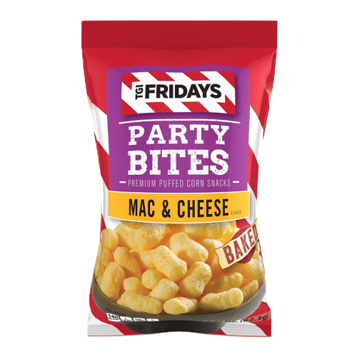 TGI Fridays Mac & Cheese Party Bites