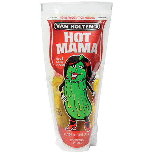 Van Holten's King-Size Pickle – Hot Mama Dill