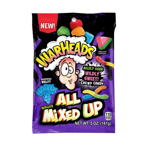 Warheads All Mixed Up