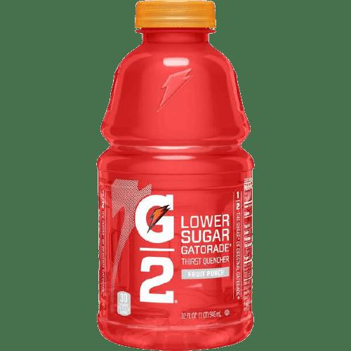 Gatorade G2 Fruit Punch XL Low Calorie
