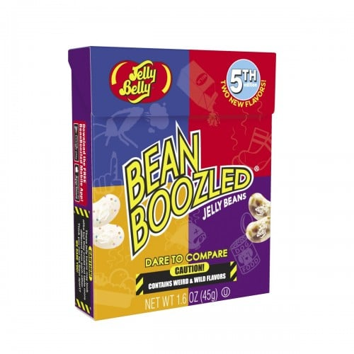 Jelly Belly BeanBoozled Box – 5th Edition