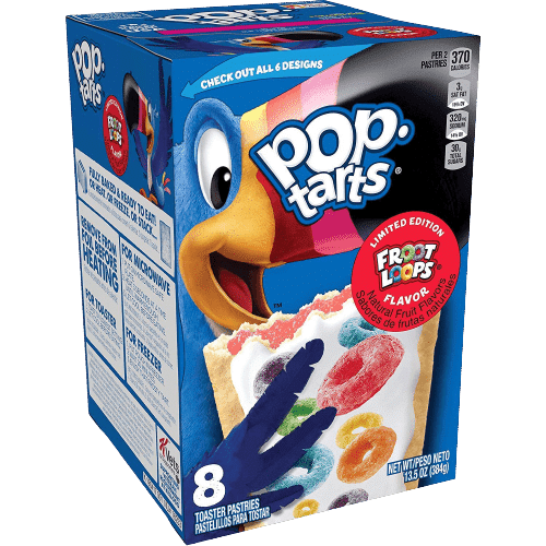 Pop Tarts Froot Loops (Limited-Edition)
